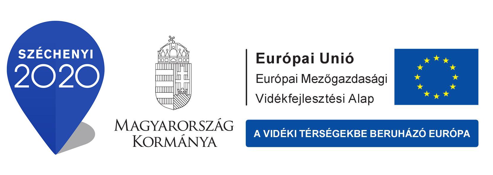 Európai Mezőgazdasági Vidékfejlesztési Alap logó